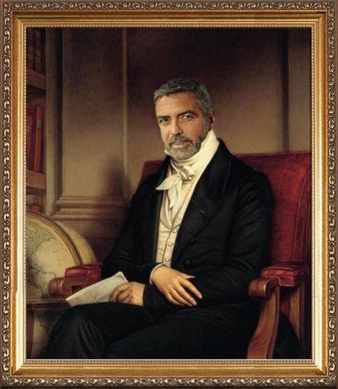Юбилейный портрет