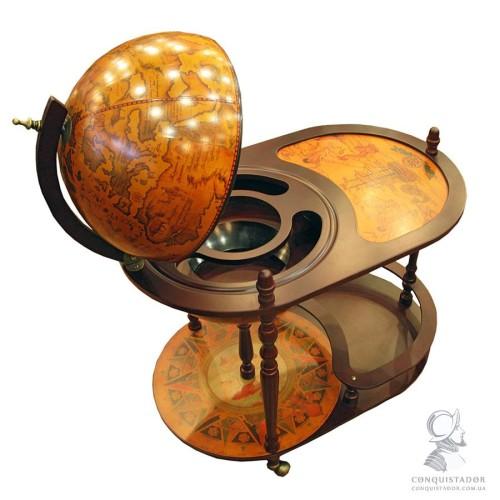 глобус с тайным баром