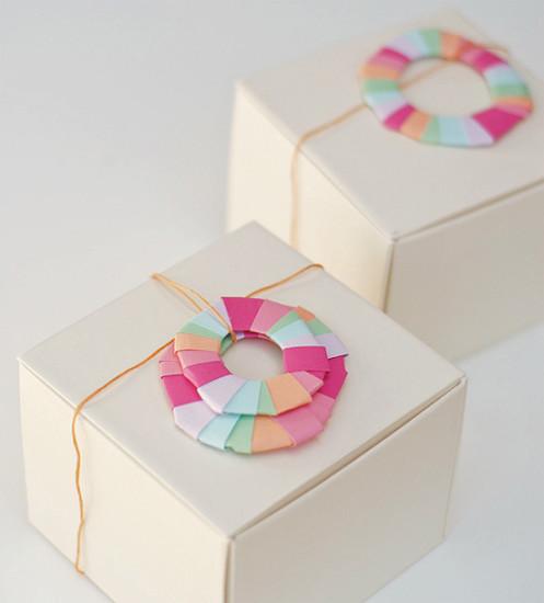 Подарочные коробки – делаем сами красиво и просто!