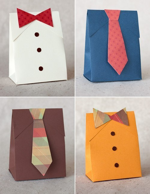 Пакет упаковочный своими руками