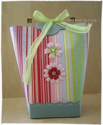 разноцветный пакет