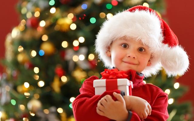 Подарки для ребенка на Новый год