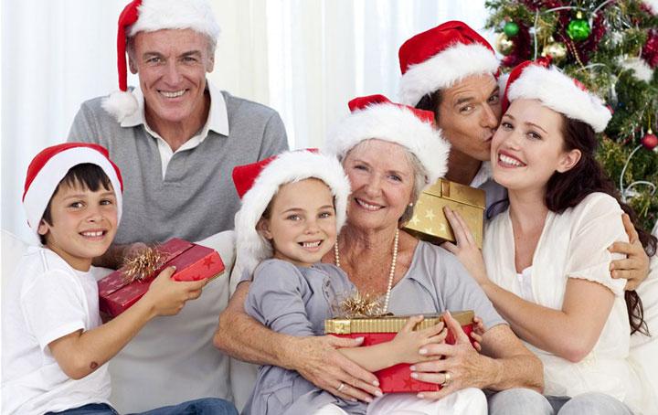 Особенности выбора подарка к Новому году для родителей
